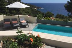 Belle Villa de standing avec piscine au Lavandou - Aiguebelle.