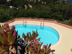 Provencal villa in Cap Bà© nat