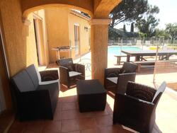 Villa avec piscine chauffée et vue panoramique