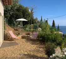 Small T2 house with sea view - Aiguebelle Le Lavandou