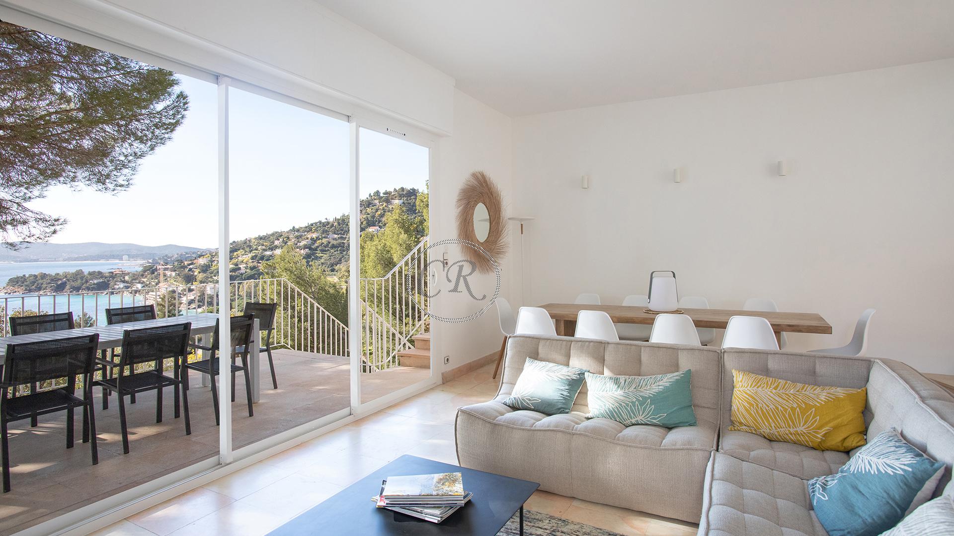 Splendide Villa avec piscine et vue mer panoramique