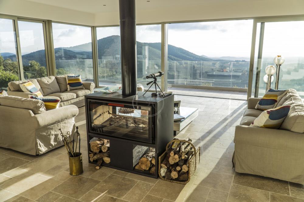 Superbe Villa à Val Cros avec piscine et vue mer